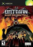 Batman: Rise of Sin Tzu Xbox