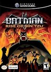 Batman: Rise of Sin Tzu GameCube