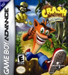 Crash Bandicoot: The Huge Adventure for Game Boy Advance last updated Oct 07, 2003