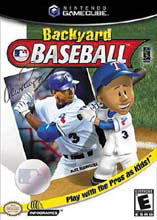 Backyard Baseball GameCube
