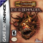 D&D: Eye of the Beholder GBA
