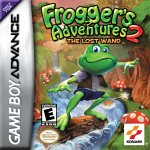Frogger's Adventures 2: The Lost Wand GBA