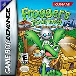 Frogger's Journey: The Forgotten Relic GBA