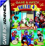 Game & Watch Gallery 4 GBA