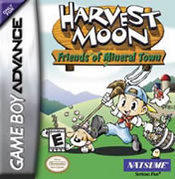Harvest Moon: Friends of Mineral Town GBA