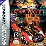 Hot Wheels: World Race GBA