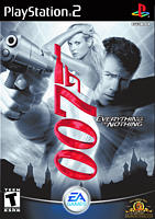 James Bond 007: Everything or Nothing for PlayStation 2 last updated Mar 02, 2009