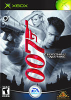 James Bond 007: Everything or Nothing for Xbox last updated May 04, 2008