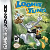 Looney Tunes: Back in Action GBA