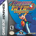 Mega Man Battle Network 3: Blue for Game Boy Advance last updated Dec 13, 2007