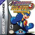 Mega Man Battle Network 3: White GBA