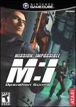 Mission Impossible: Operation Surma GameCube