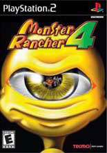 Monster Rancher 4 PS2