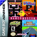 Namco Museum for Game Boy Advance last updated Aug 10, 2003