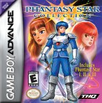 Phantasy Star Collection GBA