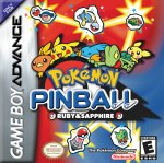 Pokemon Pinball: Ruby & Sapphire for Game Boy Advance last updated Jun 20, 2009
