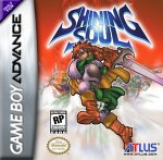 Shining Soul for Game Boy Advance last updated Dec 02, 2003