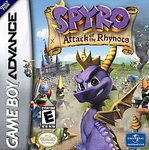 Spyro 3: Attack of the Rhynocs for Game Boy Advance last updated Mar 28, 2010