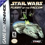 Star Wars: Flight of the Falcon GBA
