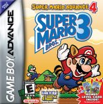 Super Mario Advance 4: Super Mario Bros. 3 GBA