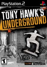 Tony Hawk's Underground for PlayStation 2 last updated Nov 11, 2010