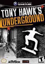 Tony Hawk's Underground GameCube