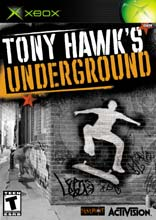 Tony Hawk's Underground for Xbox last updated Apr 15, 2004