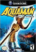 Aquaman: Battle for Atlantis GameCube