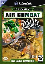 Army Men: Air Combat: The Elite Missions GameCube