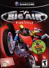 Big Air Freestyle GameCube