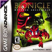 Bionicle: Moratan Adventures for Game Boy Advance last updated Feb 24, 2009