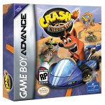 Crash Nitro Kart for Game Boy Advance last updated Sep 01, 2009