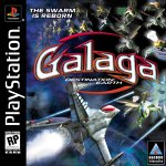 Galaga: Destination Earth PSX