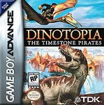 Dinotopia:The Timestone Pirates GBA