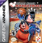 Disney Sports Basketball for Game Boy Advance last updated Aug 10, 2003