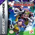 Disney Sports Football GBA