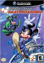Disney Sports Skateboarding GameCube