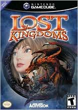Lost Kingdoms GameCube