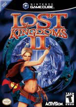 Lost Kingdoms II GameCube