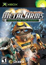 Metal Arms: Glitch in the System for Xbox last updated Mar 19, 2011