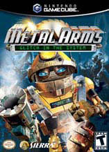Metal Arms: Glitch in the System for GameCube last updated Feb 13, 2008