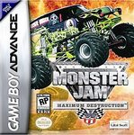 Monster Jam: Maximum Destruction GBA