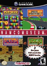 Namco Museum for GameCube last updated May 19, 2006