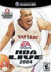 NBA Live 2004 for GameCube last updated Sep 16, 2009
