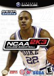NCAA College Basketball 2K3 GameCube