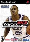 NCAA College Basketball 2K3 PS2