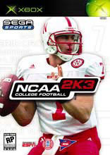 NCAA College Football 2K3 Xbox