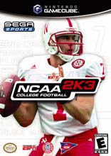 NCAA College Football 2K3 GameCube