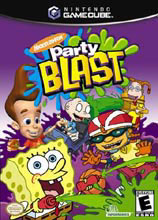 Nickelodeon Party Blast GameCube
