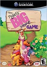 Piglet's Big Game GameCube